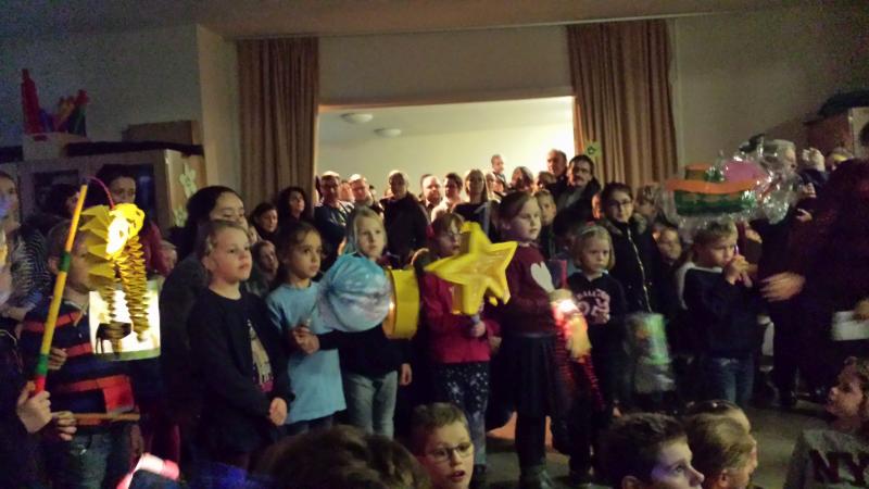 """Laternenfest an der """"Kastanienschule"""""""