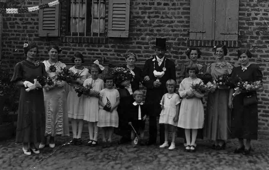 Historische Bilder Rommerskirchen