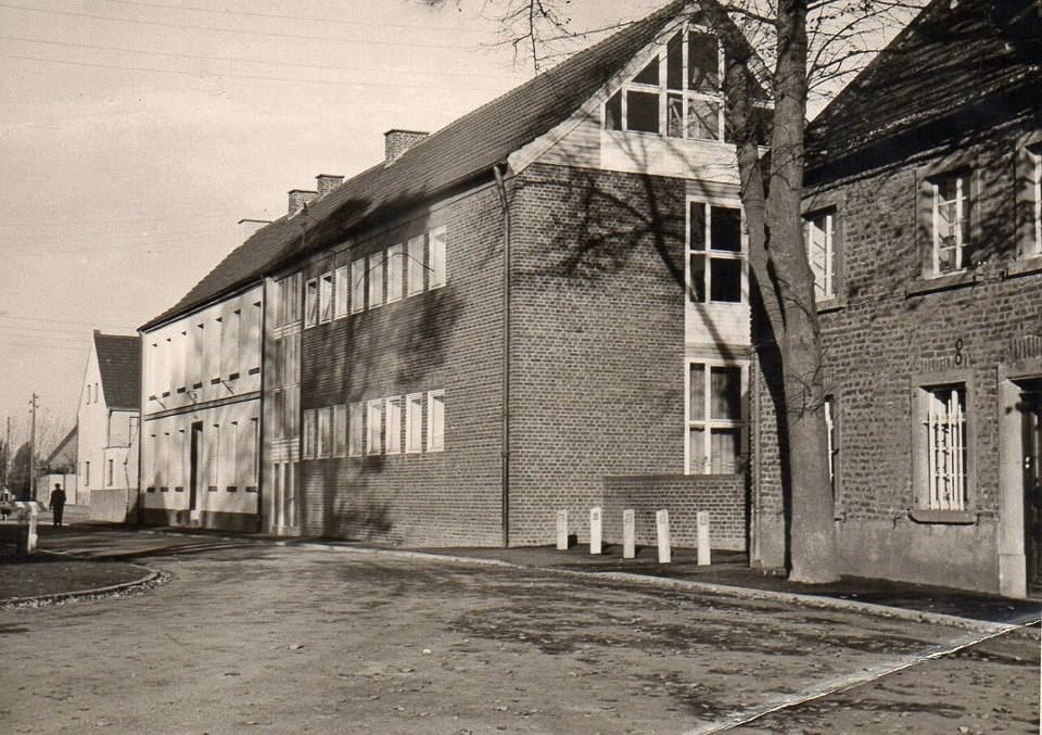 Die Alte Grundschule von Rommerskirchen