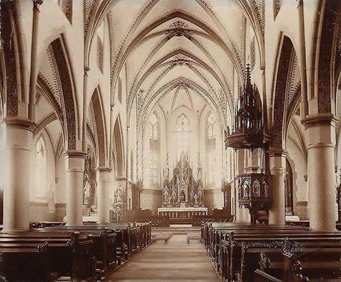 St.Peter in Rommerskirchen 1938 ( Vor dem 2.Weltkrieg )