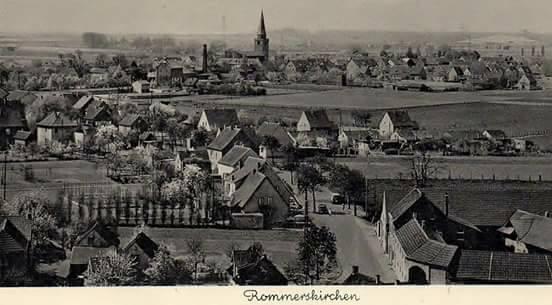 Rommerskirchen von oben Quelle Facebook