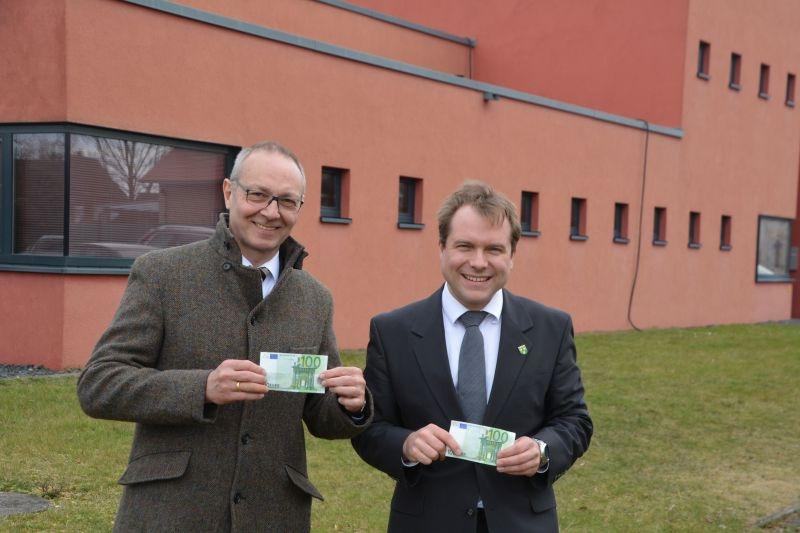 VR Bank stellt nun doch Selbstbedienungsgeschäftsstelle in Rommerskirchen auf