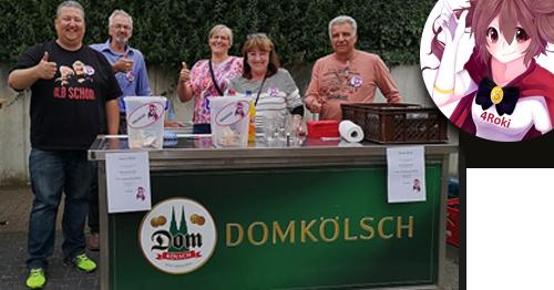Volks- und Heimatfest Rommerskirchen – Herzlichen Dank an das Dom-Eck