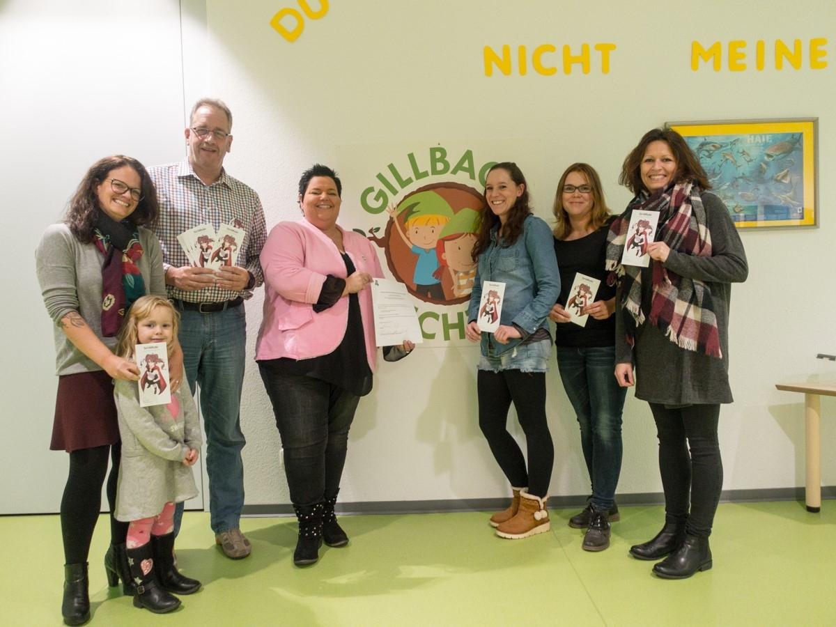 "Siri4roki kooperiert … mit dem Förderverein der Kindertagesstätte ""GILLBACH-WICHTEL"" E.V."