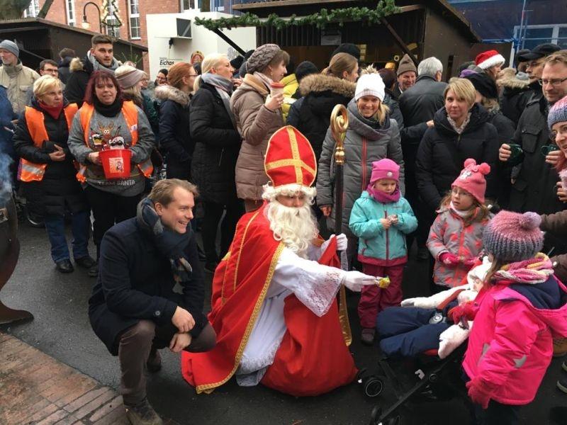 Dritte Auflage des Weihnachtsmarktes ein voller Erfolg