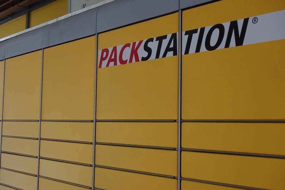 Packstation in Rommerskirchen