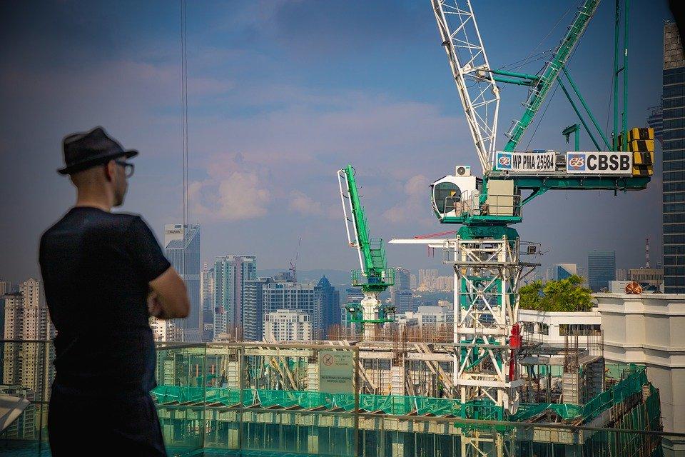Kein Abschluss ohne Anschluss:  Baugewerbe bietet Berufsorientierung an